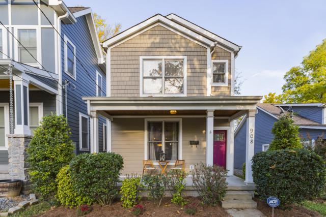 908 11Th Ave N, Nashville, TN 37208 (MLS #1987048) :: John Jones Real Estate LLC