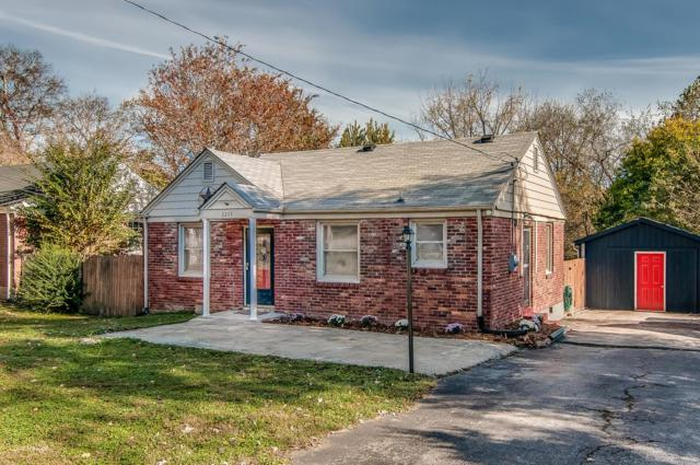 2215 Fernwood Dr, Nashville, TN 37216 (MLS #1987136) :: The Milam Group at Fridrich & Clark Realty
