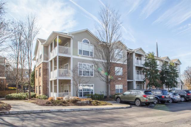 2025 Woodmont Blvd Apt 311 #311, Nashville, TN 37215 (MLS #1987174) :: Christian Black Team