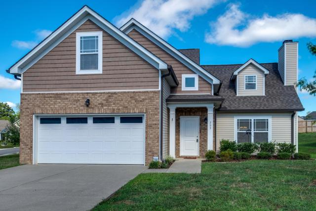 203 Wyburn Place, Burns, TN 37029 (MLS #1987195) :: The Kelton Group