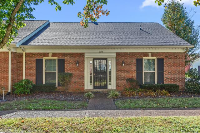 1273 General George Patton Rd, Nashville, TN 37221 (MLS #1987221) :: Group 46:10 Middle Tennessee