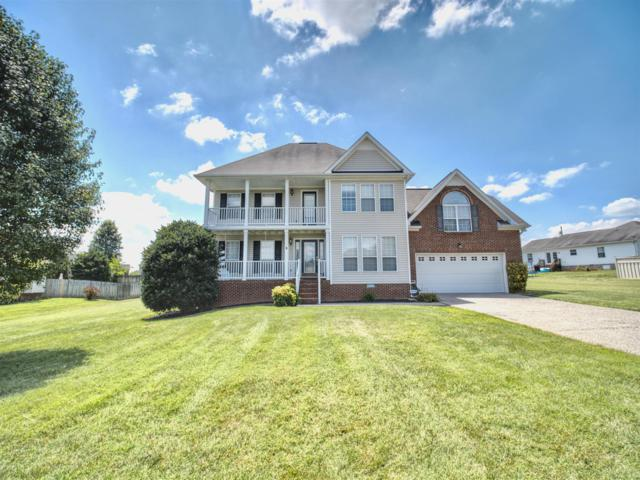 608 Worthington Pl, Gallatin, TN 37066 (MLS #1987308) :: The Milam Group at Fridrich & Clark Realty
