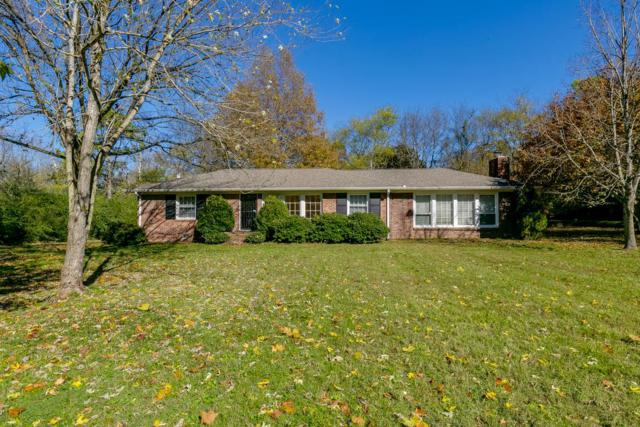 804 Belton Dr, Nashville, TN 37205 (MLS #1987406) :: The Milam Group at Fridrich & Clark Realty