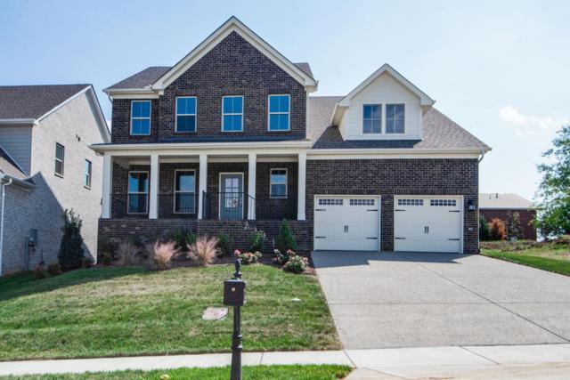 1221 Bradshaw Lane, Lot 12, Nolensville, TN 37135 (MLS #1987535) :: John Jones Real Estate LLC