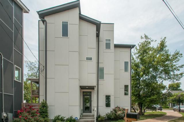607 Coffee St, Nashville, TN 37208 (MLS #1987933) :: Ashley Claire Real Estate - Benchmark Realty