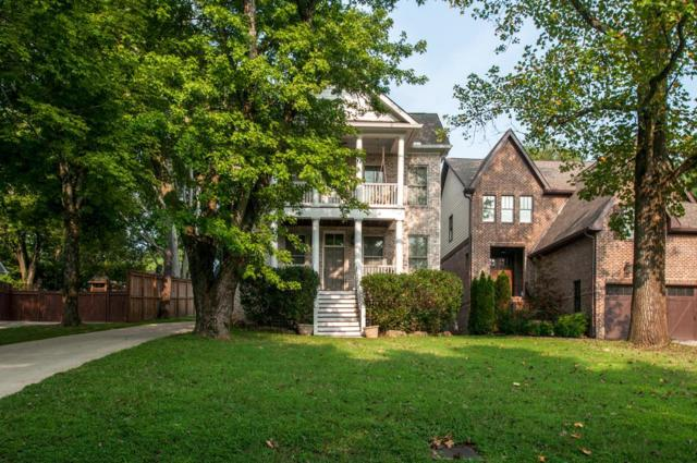 3813 Hilldale Dr, Nashville, TN 37215 (MLS #1987939) :: Group 46:10 Middle Tennessee