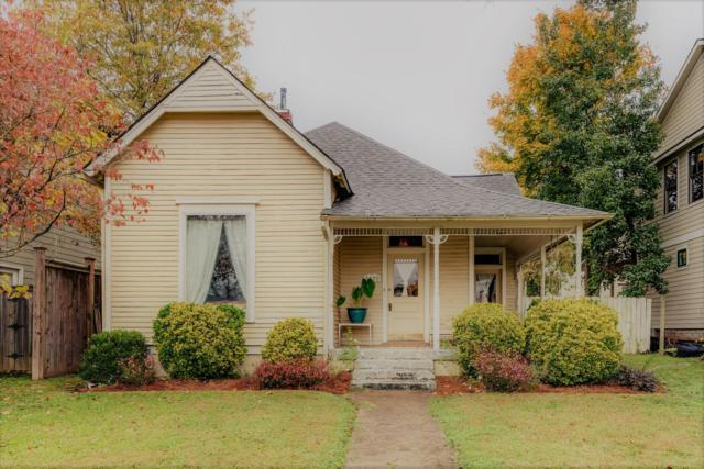 4410 Dakota Ave, Nashville, TN 37209 (MLS #1987991) :: The Milam Group at Fridrich & Clark Realty
