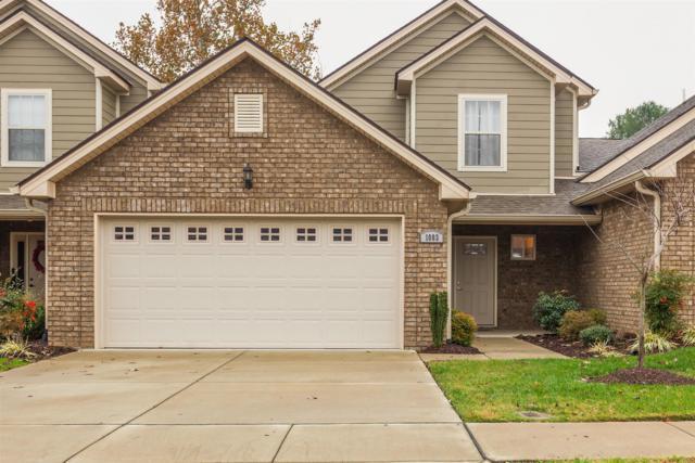 1003 Irish Way, Spring Hill, TN 37174 (MLS #1988236) :: Berkshire Hathaway HomeServices Woodmont Realty