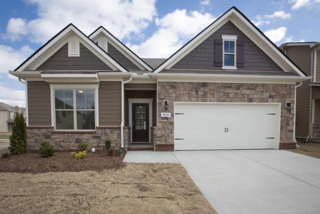 1003 Terraceside Cir- Lot 93, Clarksville, TN 37040 (MLS #1988343) :: REMAX Elite