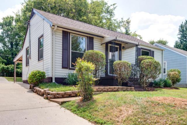 5419 Oakmont Cir, Nashville, TN 37209 (MLS #1988407) :: Fridrich & Clark Realty, LLC