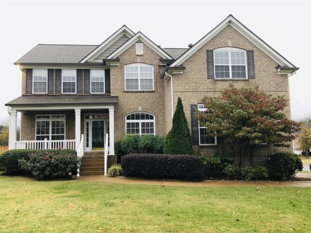 815 Alex Way, Mount Juliet, TN 37122 (MLS #1988667) :: RE/MAX Homes And Estates