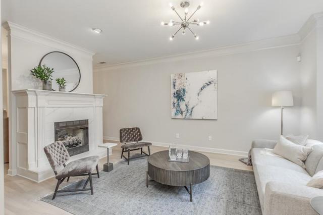 825 S Douglas Ave, Nashville, TN 37203 (MLS #1988723) :: Ashley Claire Real Estate - Benchmark Realty
