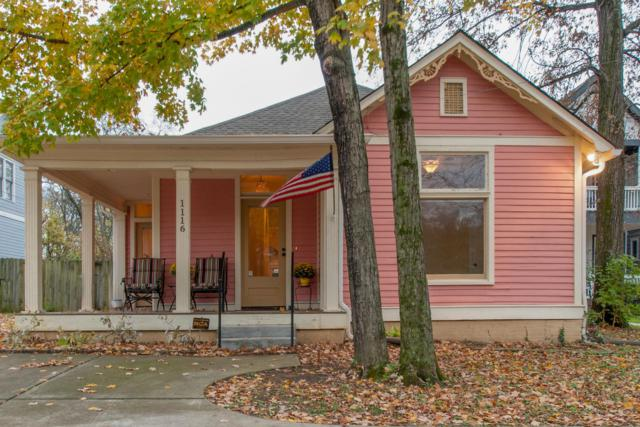 1116 Cahal Ave, Nashville, TN 37206 (MLS #1988728) :: Armstrong Real Estate