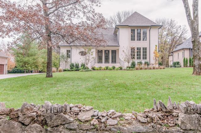 4224 Wallace Lane, Nashville, TN 37215 (MLS #1988776) :: The Milam Group at Fridrich & Clark Realty