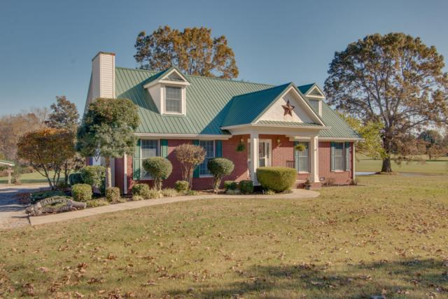 687 N Davidson Rd, Bon Aqua, TN 37025 (MLS #1988830) :: Clarksville Real Estate Inc
