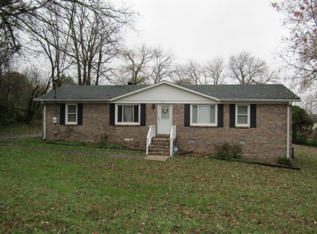 720 Forest St, Lewisburg, TN 37091 (MLS #1988968) :: John Jones Real Estate LLC