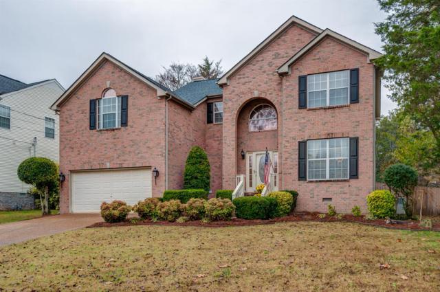 1633 Eagle Trace Dr, Mount Juliet, TN 37122 (MLS #1988985) :: John Jones Real Estate LLC