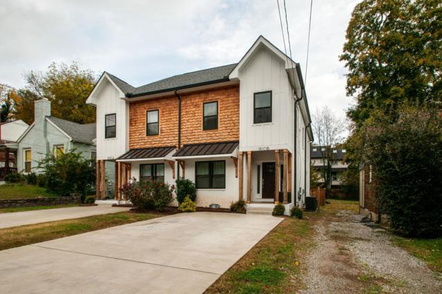 1810 Neal Terrace, Unit B B, Nashville, TN 37203 (MLS #1989052) :: RE/MAX Homes And Estates