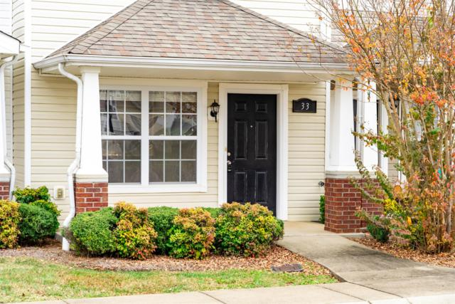 33 Ellington Ter, Clarksville, TN 37040 (MLS #1989054) :: The Kelton Group