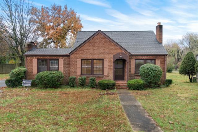 2303 Memorial Blvd, Springfield, TN 37172 (MLS #1989103) :: John Jones Real Estate LLC