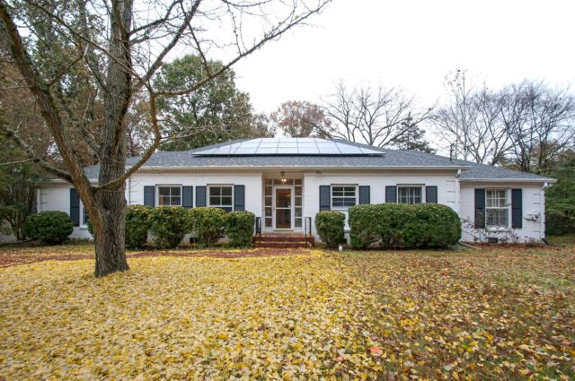 6416 Brownlee Dr, Nashville, TN 37205 (MLS #1989104) :: The Milam Group at Fridrich & Clark Realty