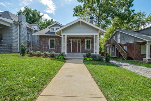 1509 Ashwood Ave, Nashville, TN 37212 (MLS #1989162) :: John Jones Real Estate LLC