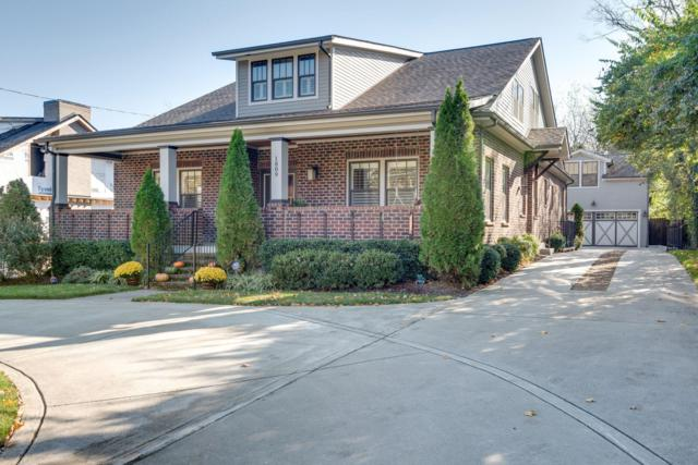 1809 Sweetbriar Ave, Nashville, TN 37212 (MLS #1989215) :: Ashley Claire Real Estate - Benchmark Realty