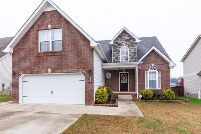 1433 Bruceton Dr, Clarksville, TN 37042 (MLS #1989216) :: Ashley Claire Real Estate - Benchmark Realty