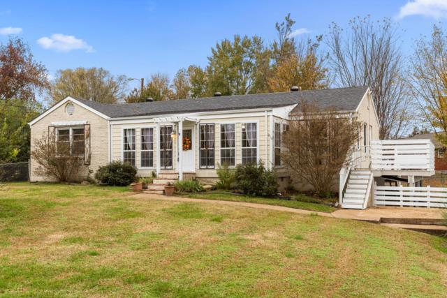 702 Rosebank Ave, Nashville, TN 37206 (MLS #1989252) :: Ashley Claire Real Estate - Benchmark Realty
