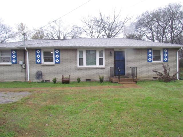 226 Jacksonian Dr, Hermitage, TN 37076 (MLS #1989425) :: REMAX Elite