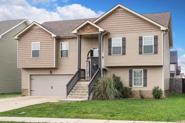 3756 Silver Fox Lane, Clarksville, TN 37040 (MLS #1989436) :: The Milam Group at Fridrich & Clark Realty