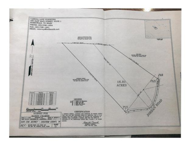 3 Jordan Rd., Chapmansboro, TN 37035 (MLS #1989447) :: Clarksville Real Estate Inc