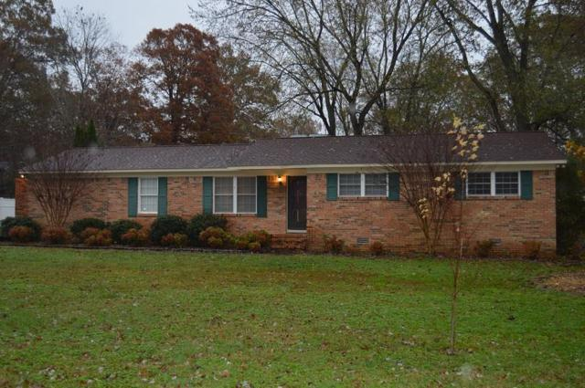 303 Greenfield Ave, Tullahoma, TN 37388 (MLS #1989474) :: Ashley Claire Real Estate - Benchmark Realty