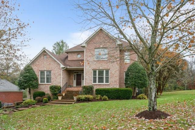 1708 Stillwater Cir, Brentwood, TN 37027 (MLS #1989512) :: Berkshire Hathaway HomeServices Woodmont Realty