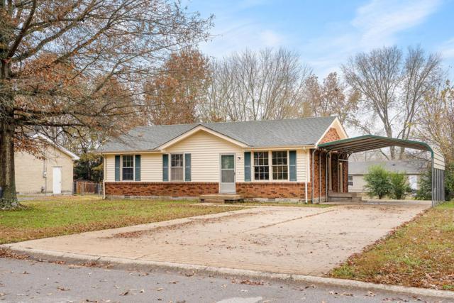 540 Margrave Dr, Clarksville, TN 37042 (MLS #1989534) :: John Jones Real Estate LLC