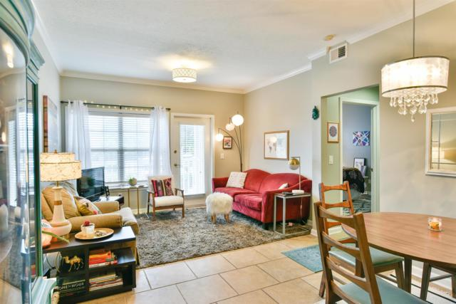 2025 Woodmont Blvd Apt 302, Nashville, TN 37215 (MLS #1989545) :: Fridrich & Clark Realty, LLC