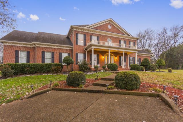 2121 Summer Hill Cir, Franklin, TN 37064 (MLS #1989609) :: John Jones Real Estate LLC