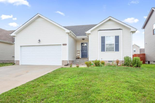 3724 Gray Fox Dr, Clarksville, TN 37040 (MLS #1989651) :: The Milam Group at Fridrich & Clark Realty