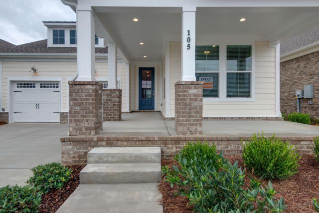 105 Edenburg Dr. Lot 324, Hendersonville, TN 37075 (MLS #1989826) :: REMAX Elite