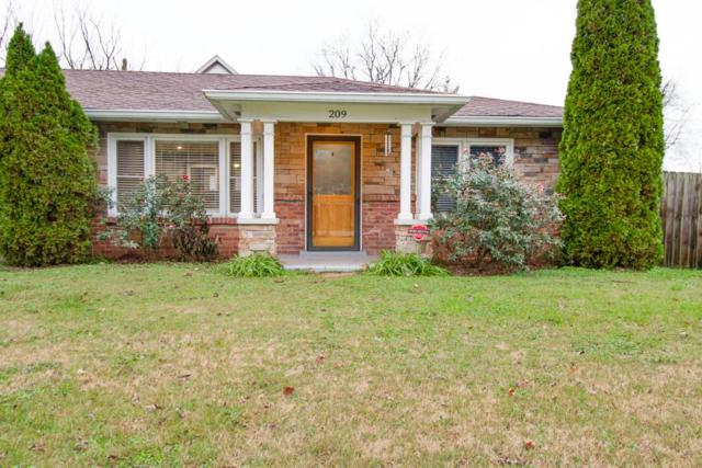 209 46th Ave North, Nashville, TN 37209 (MLS #1989877) :: Nashville on the Move