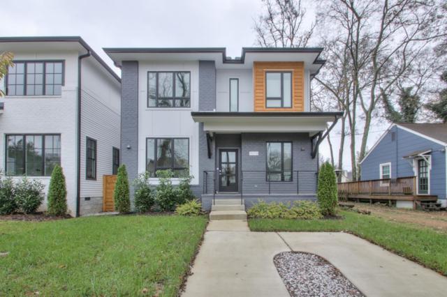 1517 B Kirkwood Ave, Nashville, TN 37212 (MLS #1989882) :: John Jones Real Estate LLC