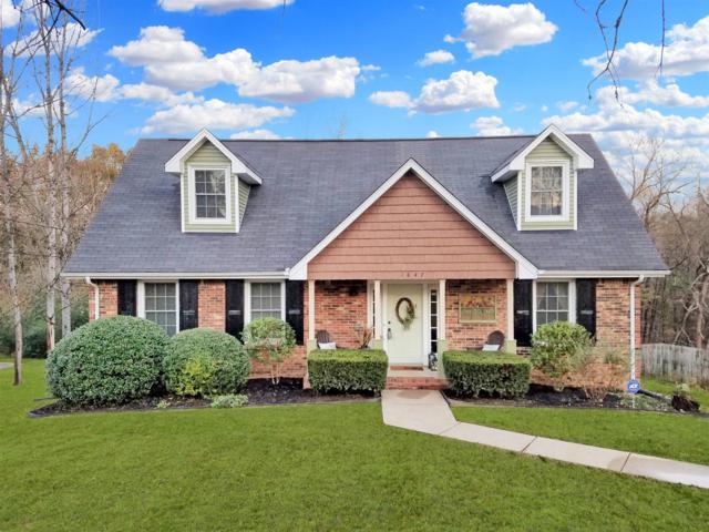 1847 Patricia Dr, Clarksville, TN 37040 (MLS #1989908) :: John Jones Real Estate LLC