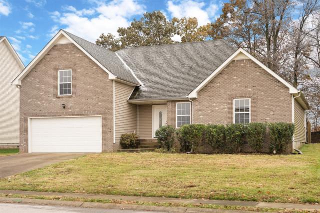 1642 Autumn Dr, Clarksville, TN 37042 (MLS #1990218) :: John Jones Real Estate LLC