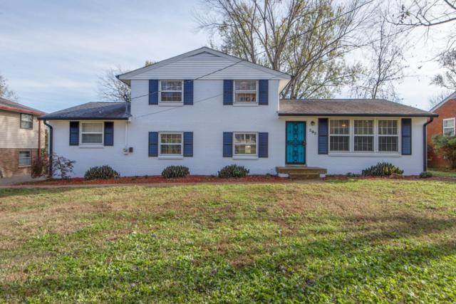 293 Cathy Jo Dr, Nashville, TN 37211 (MLS #1990488) :: John Jones Real Estate LLC