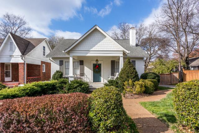 2607 Natchez Trce, Nashville, TN 37212 (MLS #1990560) :: The Miles Team | Synergy Realty Network