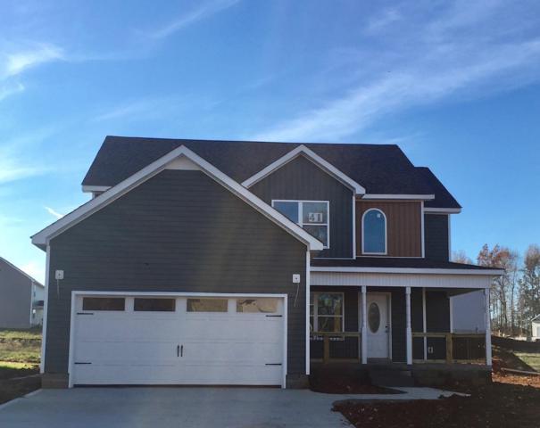 41 Chestnut Hill, Clarksville, TN 37042 (MLS #1990655) :: DeSelms Real Estate