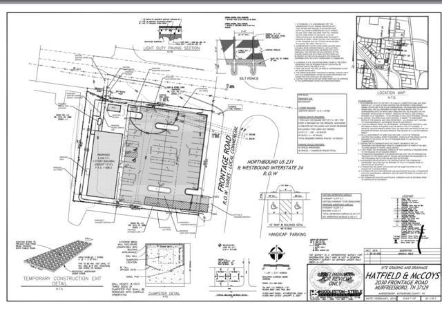 2030 South Church, Murfreesboro, TN 37129 (MLS #RTC1990932) :: Team Wilson Real Estate Partners