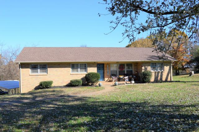 801 Hull Ave, Lewisburg, TN 37091 (MLS #1990988) :: Clarksville Real Estate Inc