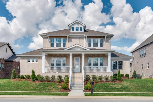 668 Vickery Park Dr L-84, Nolensville, TN 37135 (MLS #1991028) :: John Jones Real Estate LLC