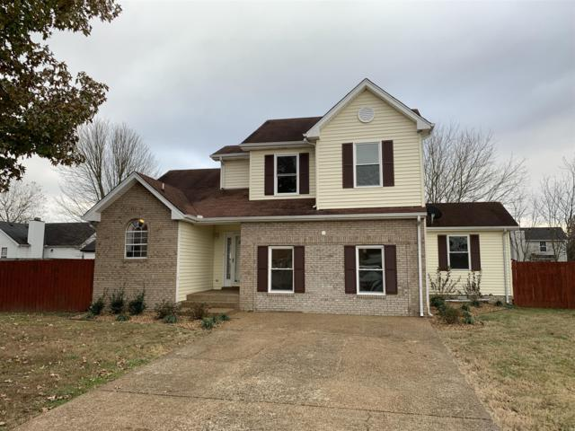 2009 Dogwood Lane, Greenbrier, TN 37073 (MLS #1991036) :: John Jones Real Estate LLC